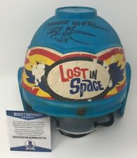 Vintage! BILLY MUMY Signed 1966 LOST IN SPACE Remco Toy HELMET WILL ROBINSON TV