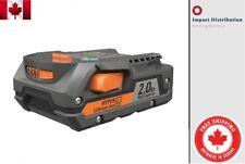 New RIDGID 18V HYPER LITHIUM ION Battery 2.0 Ah R840086 GEN5X X4