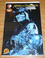 Army of Darkness: Ashes 2 Ashes #1 VF/NM deadite photo variant w/COA (117/2000)