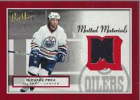 2005-06 Beehive Matted Materials #MMPE Michael Peca Jersey - NM-MT