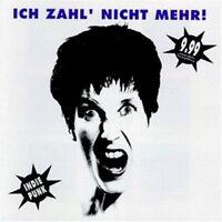 Ich zahl nicht mehr-Indie/Punk (1992) Anne Clark, Invincible Spirit, Rubb.. [CD]