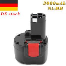 9.6V 3.0AH Ni-MH Akku für Bosch BAT048 BAT100 BAT119 BPT1041 2607335272 PSR960