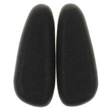 2Pcs Hot Massage Stones Heated Warmer Rocks Stones fo Spa Massage Relaxation