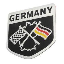 Germany Badge Metal Sticker 3d Decal For Vw volkswagen golf beetle polo passat