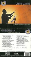 CD - MUSIQUE MAESTRO : LES PLUS GRANDS AIRS CLASSIQUES / COMME NEUF - LIKE NEW