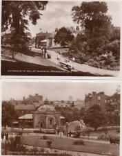 2 Valley Gardens  Harrogate RP pc  used 1936 & !954 Ref C770