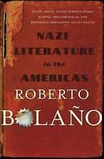 Nazi Literature in the Americas by Roberto Bolano (Paperback) New Book