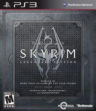 The Elder Scrolls V: Skyrim - Legendary Edition - Playstation 3 Game