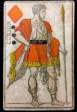 1811 Napoleons First Only Commissioned Historic Playing Cards Curion Jack Single