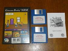 """Grievous corporei """"BRACCIO-Acorn Archimedes/A3000/RISC PC ecc./RISC OS"""