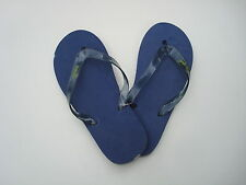 NEW VINTAGE BIG CHILL MUSIC FESTIVAL FLIP FLOPS BY WRANGLER FROM 2000's SIZE 5/6