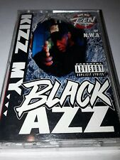 MC Ren Kizz My Black Azz Hip Hop Cassette