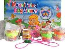 Insektenlupe Lupendose, Becherlupe- Give Away, Mitgebsel Kindergeburtstag