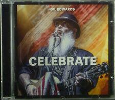 CD Gil Edwards - Celebrate, dans Emballage D'Origine