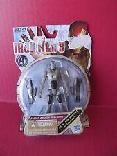 Marvel Iron Man 3 GHOST ARMOR IRON MAN 4 Inch Figure - Repulsor-Rocket Gauntlets