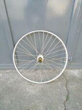 """P ruota posteriore corsa Road rear wheel nos miche record 24"""" bici bike"""