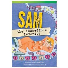 Sam the Incredible Inventor (library bound) (Read! Explore! Imagine!-ExLibrary