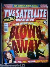 TV & SATELLITE WEEK - BLOWN AWAY - 15 JUNE 1996