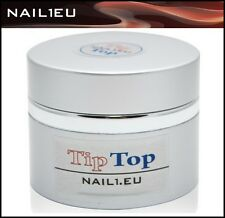 PROFILINE Versiegler-Gel mit UV-Filter TipTop NAIL1.EU 7ml klar Finish Glanz Gel