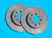 MG ZS 180 ZR 160 BLACK DIAMOND FRONT DISCS AND PADS