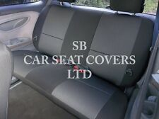 TO FIT A TOYOTA PREVIA 2001 -  8 SEATER CAR SEAT COVERS  MADE TO MEASURE