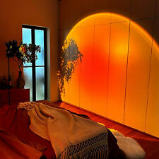 Colorful Sunset Projection Lamp LED sun light party effect 16 FX DJ UNILLKING