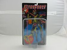 Ultraforce TOPAZ ULTRA HERO Action Figure Firing Crystal Staff NEW 1995 Galoob