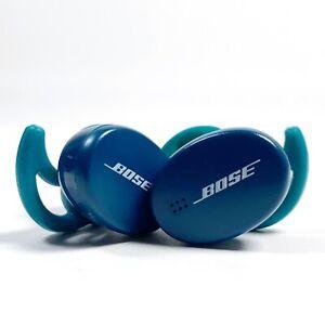 Bose Sport Earbuds True Bluetooth Headphones In-Ear 427929 (For Parts/Repair)