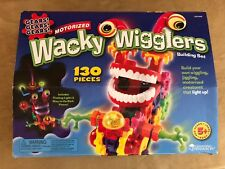Learning Resources Gears! Wacky Wigglers building set