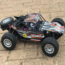 FS 53910 1:10Scale 2CH 2.4G RC Car Off-Road Desert Wild Track Warrior Vehicl Toy