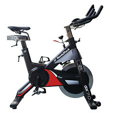 NordicTrack GX7.0 Indoor Cycle | Black Upright Exercise Bike cycling & fitness