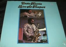EDDIE HARRIS Live at Newport LP ORIGINAL 1971 STEREO SD-1595 STILL SEALED !!