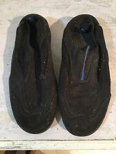 Men's Black Water Shoes Size 10 583