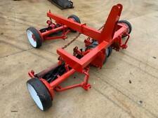 Toro Reelmaster 8 Blade Wam Reel Mower 3 Gang Ground Driven Transport Pull Frame