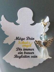 Gastgeschenk Schutzengel Hochzeit Taufe Kommunion Konfirmation Geburtstag