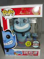 Funko Pop Disney Aladdin Genie With Lamp Specialty Series Vinyl Figure-New