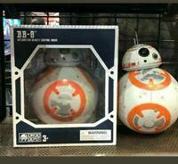 Star Wars BB-8 Remote Control Droid Toy Disneyland Galaxy's Edge NEW