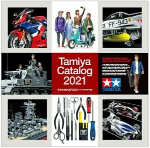 Tamiya 2021 TAMIYA CATALOG (SCALE MODELS) 64430