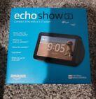 Amazon Echo Show 5 Smart Display with Alexa - Charcoal - NEW SEALED!!