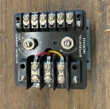 Cutler Hammer 16363 D60la Series A1 Adjustable Current Relay Transformer
