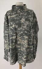 Tactical Uniform Jacket XL Army Camo Military Combat Camouflage Coat Gear