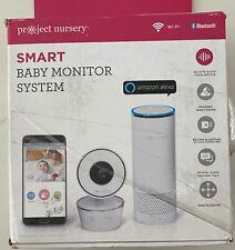 Project Nursery PNMSA2 SMART Baby Monitor System
