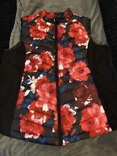 plus size womens clothing Livi Floral Vest Size 18/20