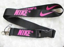 Nike Pink Lanyard ID Holder Keychain cell phone Fitness Runners Sport LPGA ATP