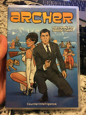 Archer: The Complete Season Three (DVD, 2013, 2-Disc Set)