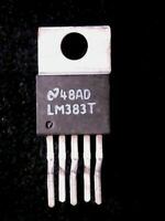 LM383T - National Semiconductor Audio Power Amplifier (TO-220-5) GENUINE