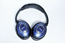 Bose Quietcomfort QC15 Acoustic Noise Cancelling Headphone Blue Limited Edition