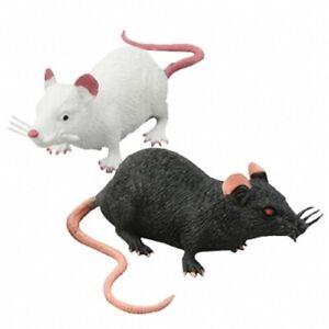 1 x 18cm Stretchy Beanie Rat Squishy Stretchy Beanie Toys Bead Filled