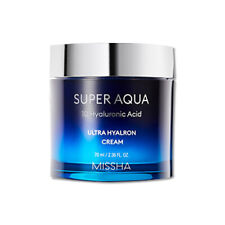 [Missha] Super Aqua 10 ácido hialurónico Ultra hyalron Crema - 70ml
