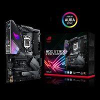 Asus ROG STRIX Z390-E GAMING Motherboard CPU i3 i5 i7 LGA1151 Intel DDR4 HDMI DP